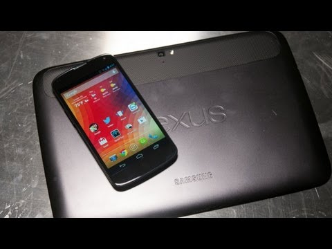 Video: Nexus 4, Windows Phone 8, and More!