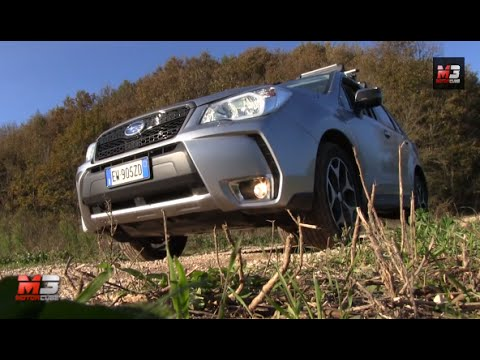 SUBARU FORESTER 2.0D 2015 - FIRST TEST DRIVE