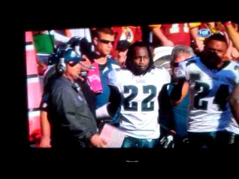 Lesean Mccoy Punches Andy Reid HD