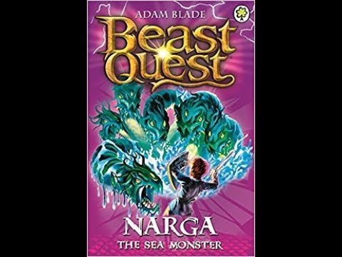 Beast Quest Reviews Series 3 - Narga the Sea Monster