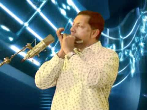 Aaj Kal Tere Mere Pyar Ke Charche on Harmonica