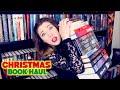 CHRISTMAS BOOK HAUL
