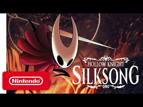 Hollow Knight: Silksong - Announcement Trailer - Nintendo Switch