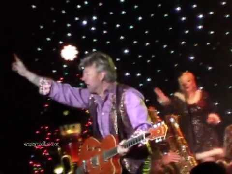 Brian Setzer - Rock This Town - December 16, 2009