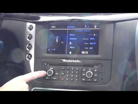 FAQ #5 - Finding the Sirius Satellite Radio Code in a Maserati GranTurismo | Twin Cities Luxury Auto