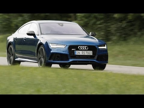 First Drive ► 2015 Audi RS7 Sportback