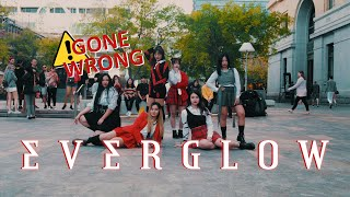 [K-POP IN PUBLIC CHALLENGE] Bon Bon Chocolat by EVERGLOW Dance Cover || AUSTRALIA