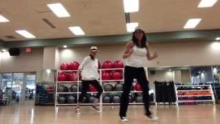 Locked Out of Heaven - Bruno Mars - Zumba with Leilani