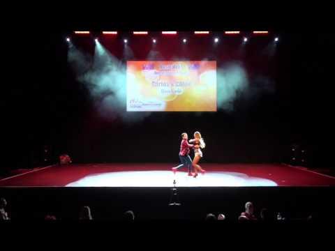 Sydney Latin Festival 2017 - Carlos & Chloe