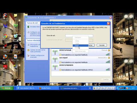 Hackear Red Wifi Infinitum 6 digitos [Facil y Rapido] [sin programas] 2013