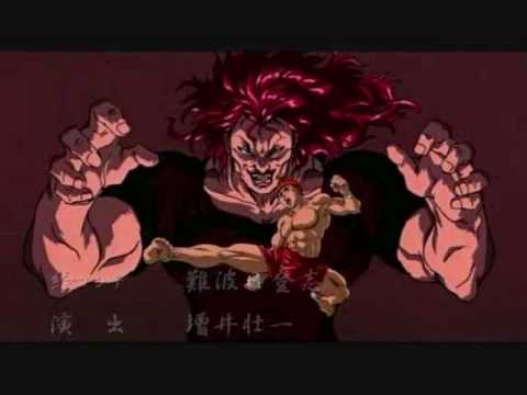 Baki the Grappler OST- Ai Believe
