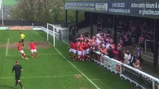 Mossley 1 Hyde United 2