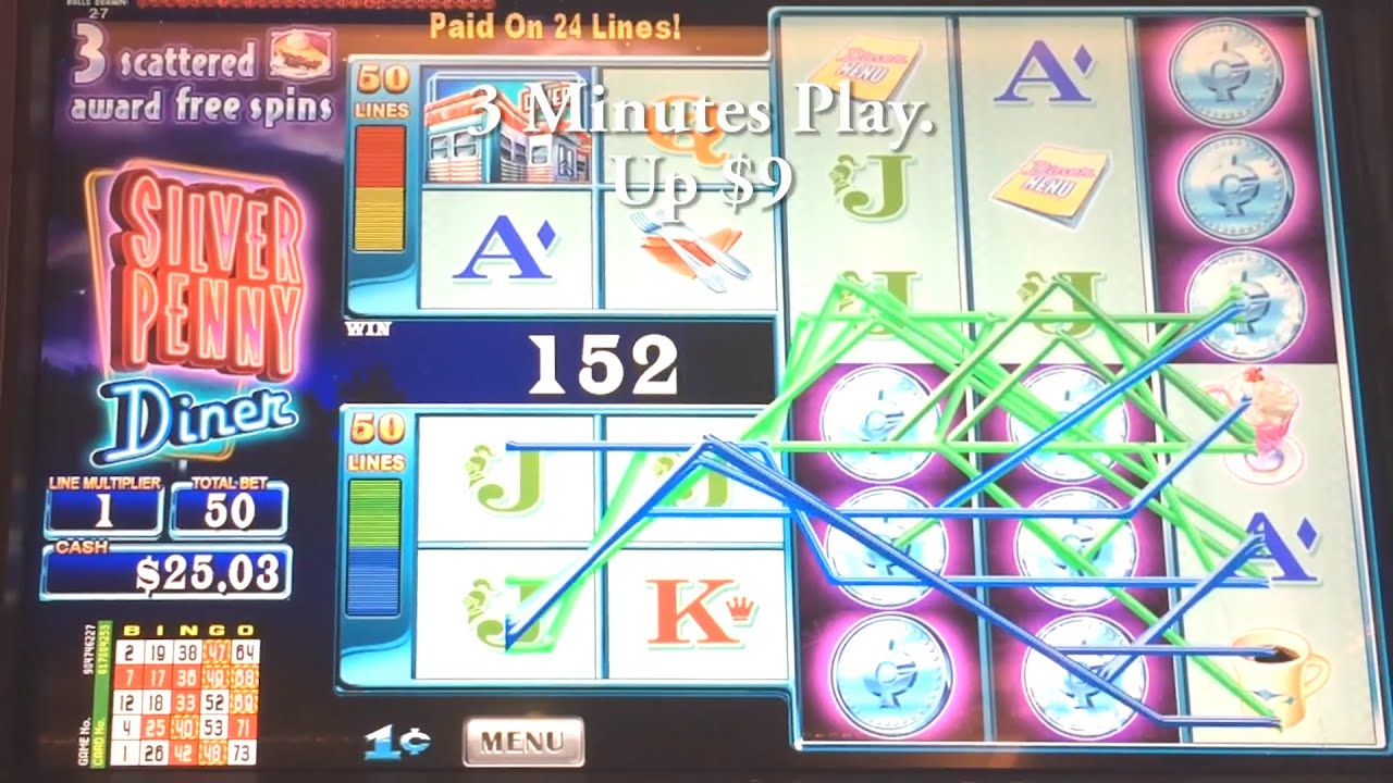 More Like a Diamond Slots - Play Penny Slot Machines Online