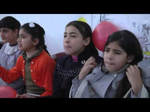 Japan's support to UNICEF interventions for Palestinian children and women
