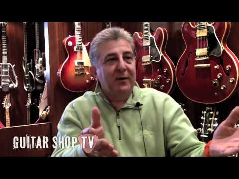 Mark Knopfler - Shop Spotlight: Rudy's Music - New York