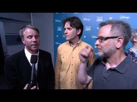 ZOOTOPIA: Clark Spencer, Rich Moore, And Byron Howard On The D23 Red Carpet