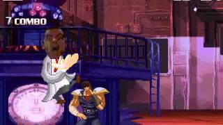 M U G E N Kenshiro vs Takuma, Kung Fu Man, Mr Bean & T8P