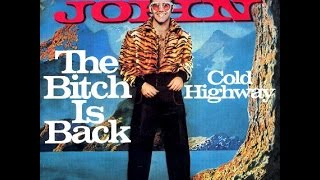 Watch Elton John Cold Highway video