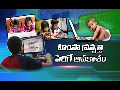 Children's Beware of Electric Gadgets and Video Games - Focus Part 02