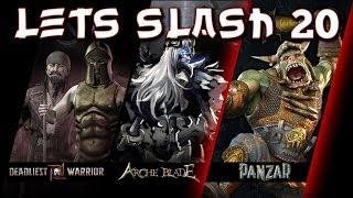 Let's Slash 020 - Gnadenloser Kampf [deutsch] [720p]