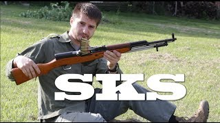 SKS: Economical and Practical Choice for a Survivalist