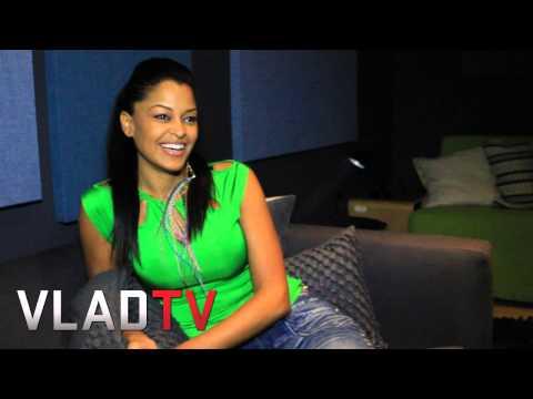 Claudia Jordan on Dennis Rodman Flirting & Lifestyle