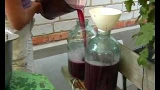 Вино Как открыть вино цыганским штопором? Simple