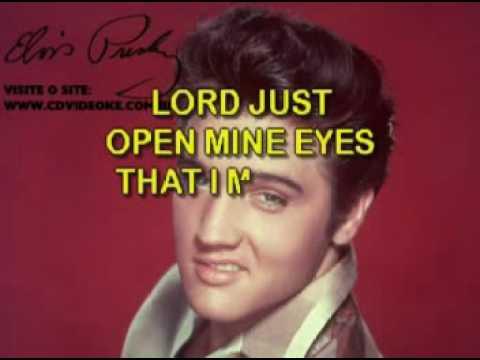 Elvis Presley   Lead Me Guide Me