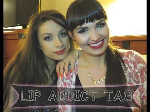 • TAG: Lip Product Addict Z Maxineczką || KATOSU •