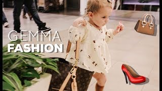 TODDLER BABY FASHION | TRIPLET MOM | SHOPPING FOR BABY OUTFITS