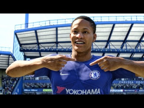 FIFA 18 THE JOURNEY GAMEPLAY - ALEX HUNTER GETS SCAMMED!