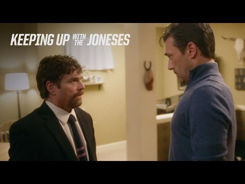 Keeping Up With The Joneses | Now On Blu-ray & DVD | 20th Century FOX