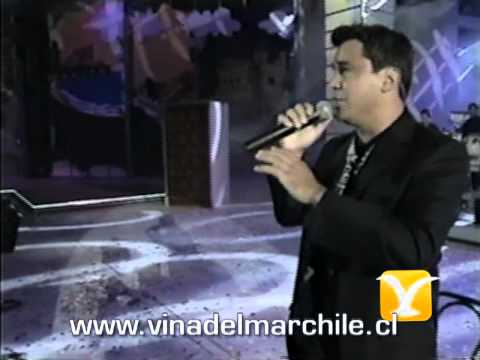 Douglas, Me engañas mujer - La copa rota - Ahora vuelves, Festival de Viña 2000