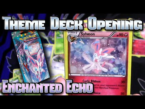Pokémon Tcg: Enchanted Echo Theme Deck! (for Newer Tcg Players!) video