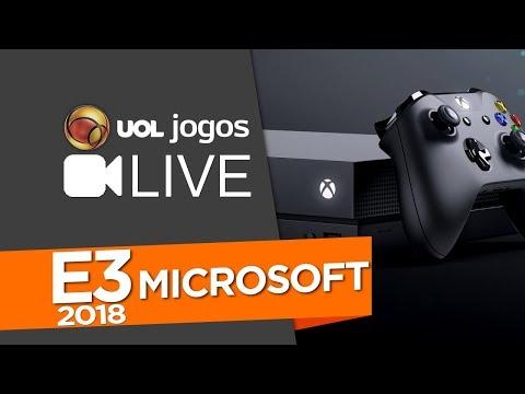 E3 2018. Assista à conferência da Microsoft em português no UOL Jogos