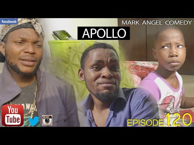 APOLLO (Mark Angel Comedy) (Episode 120) thumbnail