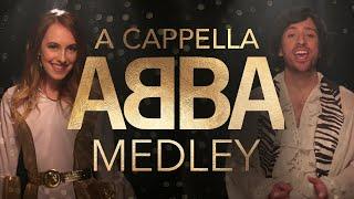 Download Lagu ABBA Disco Medley - Peter Hollens feat. Bailey Pelkman Gratis STAFABAND