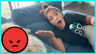 WE GOT INTO A BIG FIGHT  | SISTERFOREVERVLOGS #530