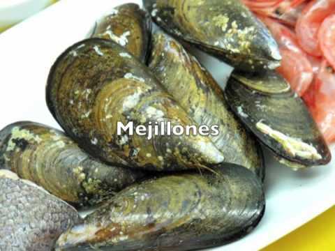 Recetas de cocina-Crema de cangrejos con albóndigas de marisco-Mesón El Granaino