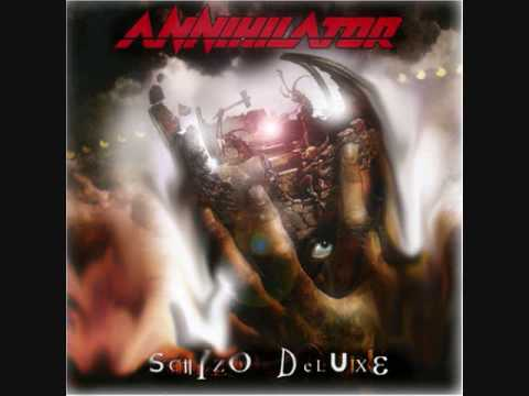 Annihilator - Maximum Satan