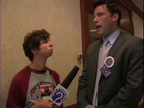 Best Ben Affleck Interview Ever! -