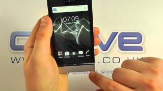 Sony Xperia P NFC Demo with Sony Xperia SmartTags