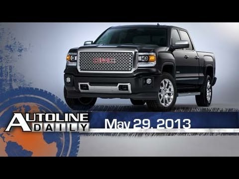 First Look: 2014 GMC Sierra Denali - Episode 1143