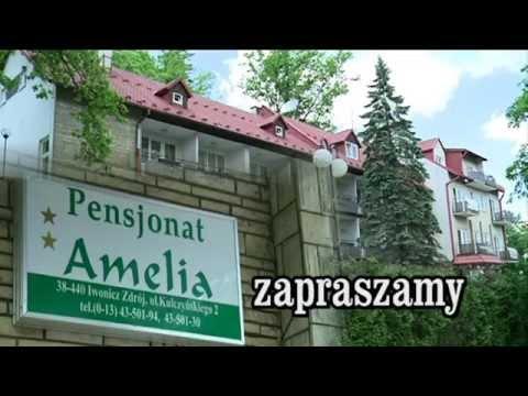 Pensjonat Amelia** - Uzdrowisko Iwonicz Zdrój