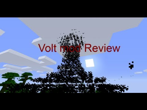 minecraft voltz explosives mod review