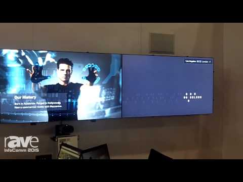 InfoComm 2015: Oblong Industries Shows Mezzanine, Ten Device Collaborative Conference Room