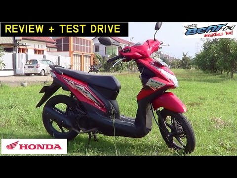 Honda BeAT Fuel Injection: Review +Test Drive