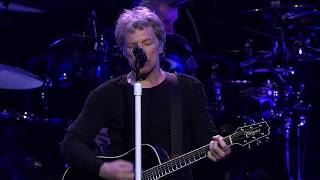"Bon Jovi - 「2018 This House Is Not For Sale Tour」Philadelphia公演から""I'll Be There For You""のライブ映像を公開 thm Music info Clip"