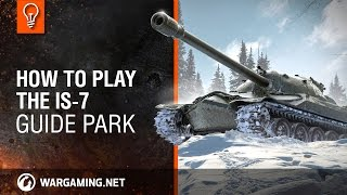 World Of Tanks PC - Guide Park - IS-7
