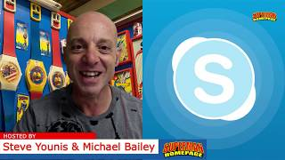 Your Live Superman Show - WGBS TV Live! (May 21, 2019)